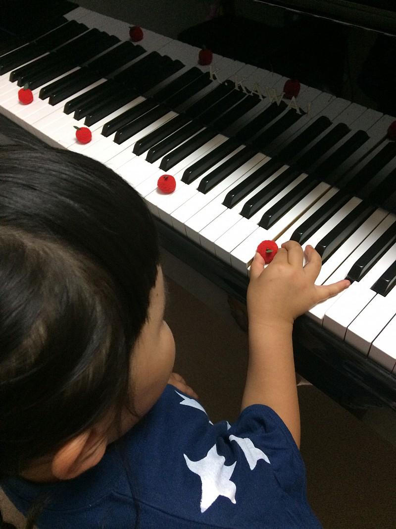 キッズピアノ(体験)