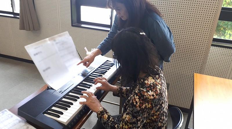 らくらくピアノ市民講座