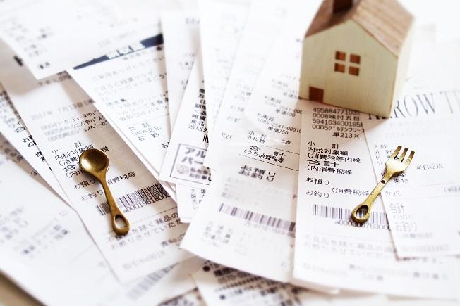 領収書やレシート、住所録等の情報をExcelへ入力
