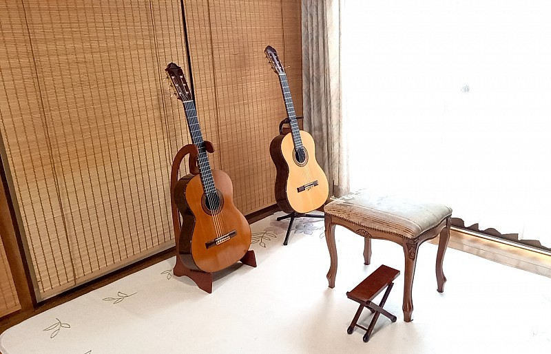 受講生ID: 000362様 専用クラシックギター(個人)
